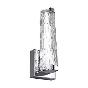 Cutler Chrome 5-Inch LED Wall Sconce