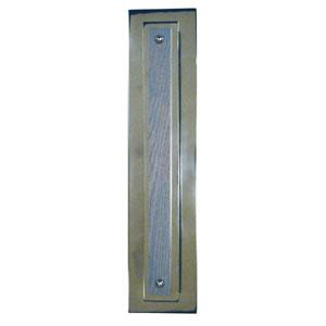 Arcadia Polished Nickel 5-Inch Two-Light ADA Bath Sconce