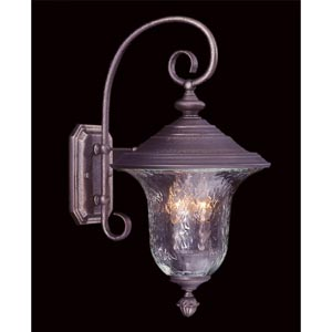 Carcassonne Outdoor Wall-Mounted Lantern