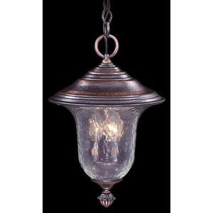 Carcassonne Siena Bronze Medium Outdoor Hanging Lantern