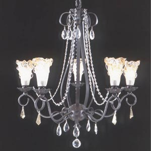 Rhapsody Five-Light Chandelier