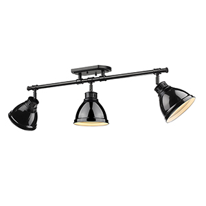 Duncan Black 35-Inch Three-Light Track Light