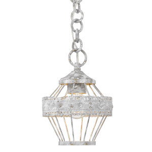 Ferris Oyster One-Light Mini Pendant