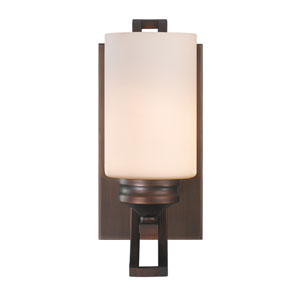 Hidalgo Sovereign Bronze One-Light Vanity