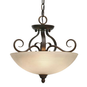 Riverton Semi-Flush Ceiling Light