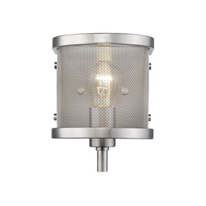 Colson Pewter One-Light Wall Sconce