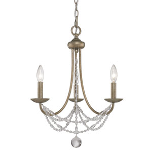 Mirabella Three-Light Mini Chandelier