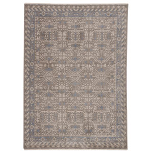 Portia Gray 7 Ft. 10 In. x 9 Ft. 6 In. Rectangular Rug