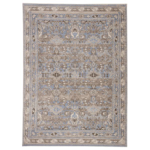 Portia Blue 7 Ft. 10 In. x 9 Ft. 6 In. Rectangular Rug