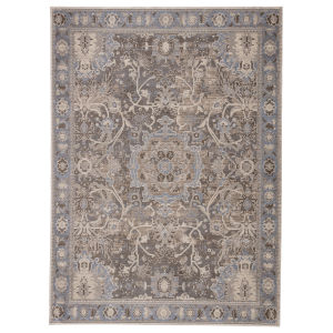 Portia Blue 10 Ft. x 14 Ft. Rectangular Rug