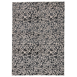 Catalyst Gray 6 Ft. 7 In. x 9 Ft. 6 In. Rectangular Rug