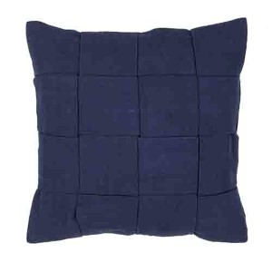 Tabby Blue 18-Inch Decorative Pillow