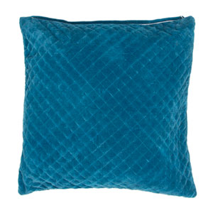 Lavish Pillows Seaport 22 In. Pillow with Poly Fill