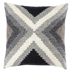 Peykan Turtledove 20 In. Pillow with Poly Fill