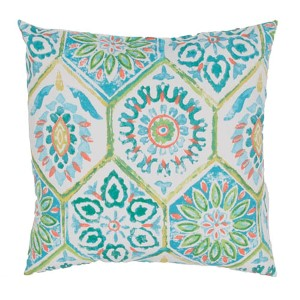 Veranda Poolside 18-Inch Decorative Pillow