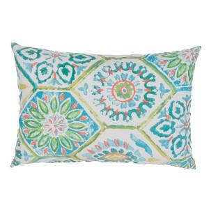 Veranda Poolside 13 x 18-Inch Decorative Pillow