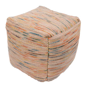 Alma Almi Sandshell Cube Pouf
