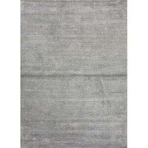 Basis Blue and Gray Rectangular: 5 Ft. x 8 Ft. Rug