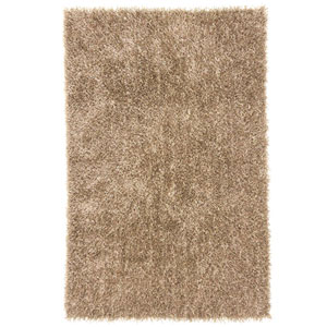 Flux Taupe and Tan Rectangular: 5 Ft. x 7 Ft. 6 In. Rug