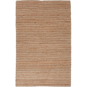 Himalaya Taupe and Ivory Rectangular: 2 Ft. 6 In. x 4 Ft. Rug