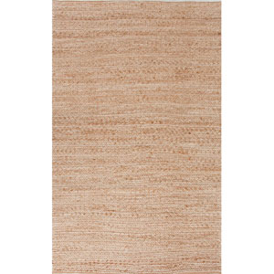Himalaya Ivory and Taupe Rectangular: 3 Ft. 6 In. x 5 Ft. 6 In. Rug