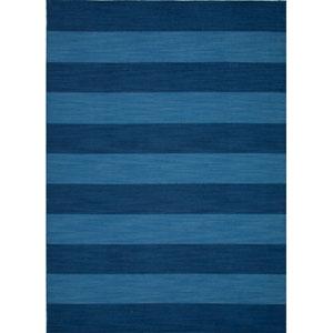 Pura Vida Blue Rectangular: 2 Ft. x 3 Ft. Rug