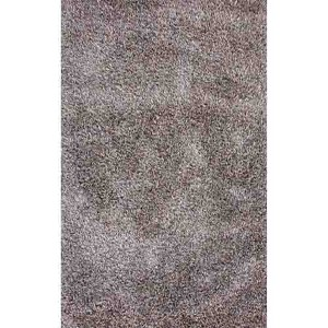 Nadia ND01 Beige Rectangular: 9 Ft. x 12 Ft. Shag Rug