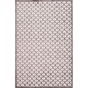 Fables Ivoryish Gray Rectangular: 5 Ft. x 7 Ft. 6 In. Rug