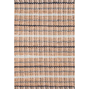 Andes Gray and Taupe Rectangular: 5 Ft. x 8 Ft. Rug