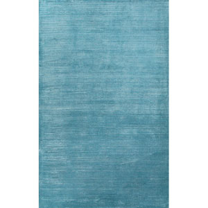 Basis Light Blue Rectangular: 5 Ft. x 8 Ft. Rug