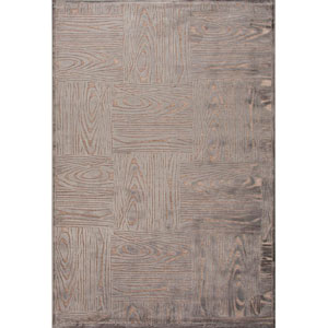 Fables Gray Tan Rectangular: 5 Ft. x 7 Ft. 6 In. Rug