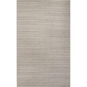 Prism PRM03 Stone Blue and White Ice Rectangular: 2 Ft. x 3 Ft. Rug