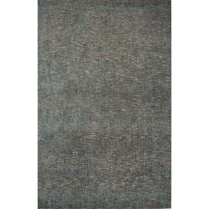 Britta Plus BRP02 Tahitian Blue and Taupe Rectangular: 8 Ft. x 10 Ft. Rug
