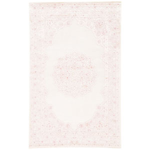 Fables Malo Bright White Rectangular: 7 Ft. 6 In. x 9 Ft. 6 In. Rug