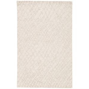 Clayton Mesh Sandshell Rectangular: 9 Ft. 6 In. x 13 Ft. 6 In. Rug