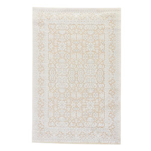 Fables Regal Warm Sand Rectangular: 9 Ft. 6 In. x 13 Ft. 6 In. Rug