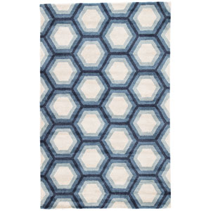 Blue Jay Birch Rectangular: 2 Ft. x 3 Ft. Rug