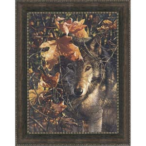 Autumn Eyes by Collin Bogle: 19 x 25 Limited Edition Print on Canvas