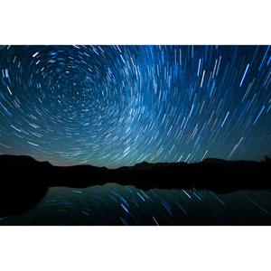 Watching Stars Go Around by Scott Barlow, 18 x 24 In. Canvas Art