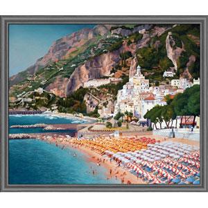 Amalfi Coast by Patrice Procopio: 12 x 9 Print Reproduction