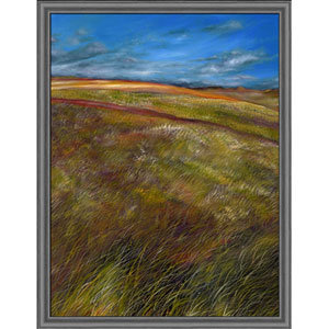 Prairie Path by Mary Johnston: 9 x 12 Print Reproduction