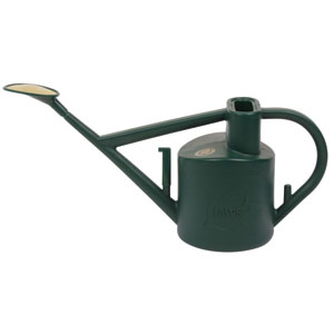 Haws Practican Outdoor Green Plastic Watering Can