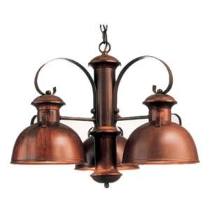 Breckenridge Three-Light Chandelier