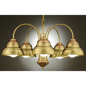 Lakeside Five-Light Chandelier