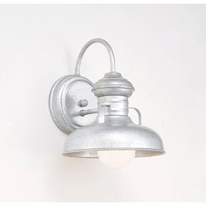One-Light Outdoor Wall Sconce
