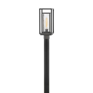 Republic Oil Rubbed Bronze LED Outdoor Post Mount