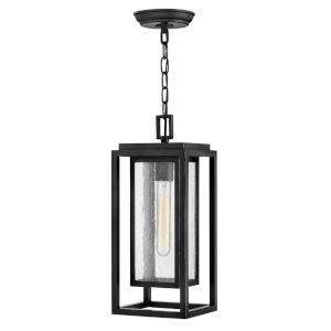 Republic Black One-Light Outdoorpendant
