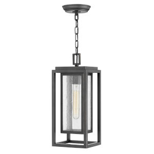 Republic Oil Rubbed Bronze One-Light Outdoorpendant