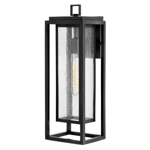 Republic Black One-Light 20-Inch Outdoor Wall Mount