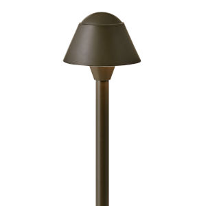 Rex Bronze LED Path Light